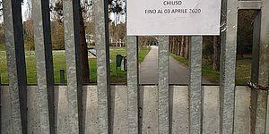 Miralfiore chiuso