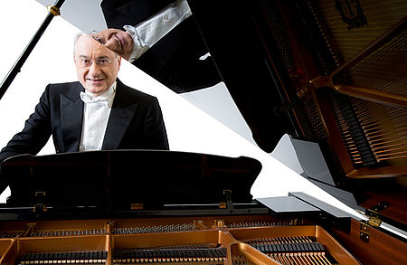 Michele Campanella pianista