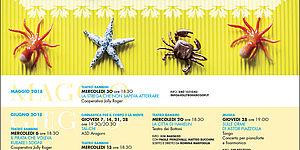 Cartolina appuntamenti Orti Giuli 2018