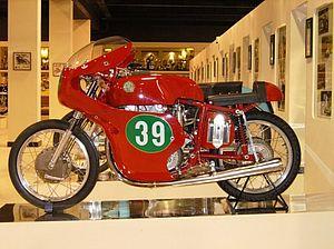 Benelli 250 Grand Prix Mono Bialbero -1959