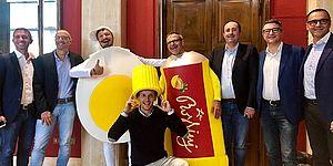 """Festival della pizza pesarese ecco il programma, Ricci: """"La Rossini è una cosa seria, elemento strategico per la città"""""""