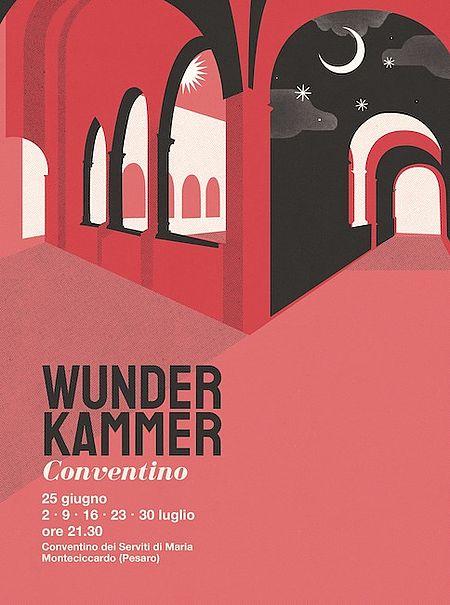 WUNDERKAMMER estate al Conventino