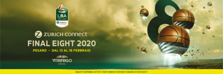 Immagine Final Eight Basket Pesaro 2020