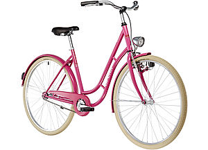 immagine bici rosa