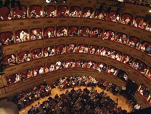 Logge Teatro Rossini