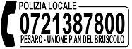 Numero di Telefono Polizia Locale