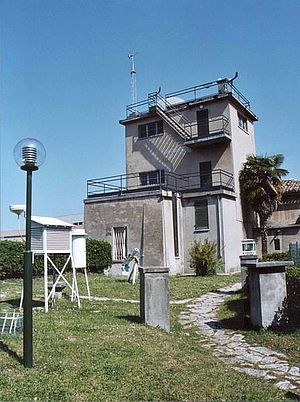 Veduta esterna osservatorio