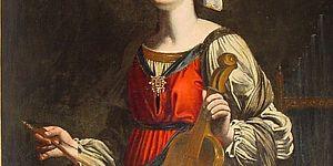 quadro Santa Cecilia