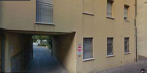 foto ingresso via Mengaroni 31