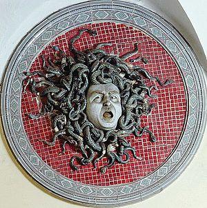 """""""La Medusa"""" di Mengaroni, Musei Civici"""