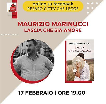 Pesaro Città che Legge incontra Maurizio Marinucci