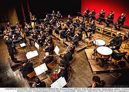 Orchestra Sinfonica Rossini per Santa Cecilia