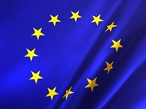 immagine bandiera europea