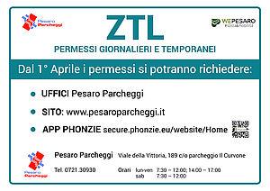 Rilascio permessi ZTL