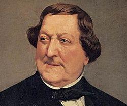 Ritratto di Rossini