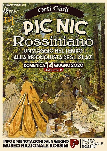 Picnic rossiniano