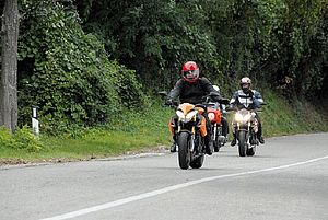 Motoraduno storico Benelli