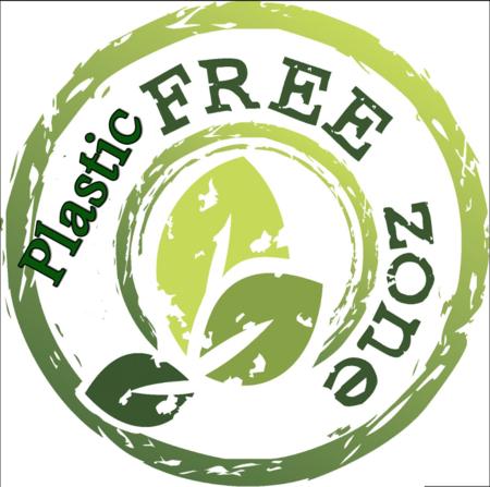 Plastic free zone