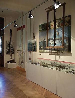 Museo della Marineria Washington Patrignani Pesaro