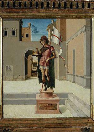 Giovanni Bellini - Incoronazione della Vergine