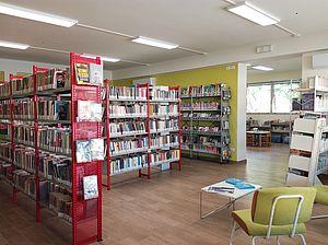Biblioteca Rodari di Borgo Santa Maria