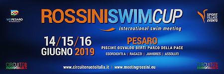 Locandina Rossini  Swim Cup