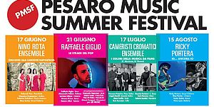 Pesaro Musica Summer Festival_manifesto 2019