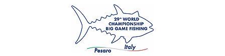 Logo Campionato del Mondo Pesca Sportiva