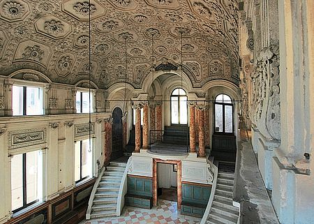 Sinagoga interno