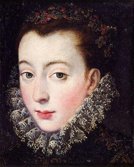 Ritratto di Maddalena Osuna Giron