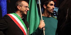 Tas assolve Magnini da squalifica, Ricci: «Grande Filippo, tutta Pesaro è con te»