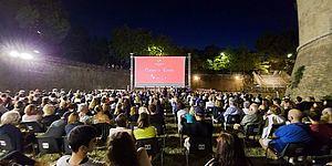 Arena cinema Rocca Costranza