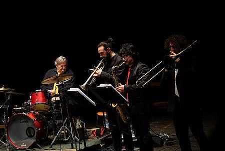 Aldemaro Moltedo jazz band