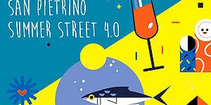 san pietrino Street 4.0 locandina