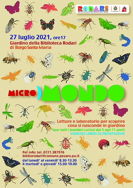 Micromondo. locandina