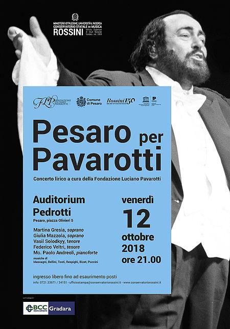 Pesaro per Pavarotti_manifesto