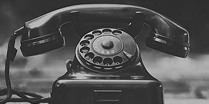 Foto telefono vintage