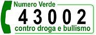 Numero verde contro droga e bullismo