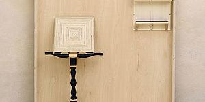 Matteo Fato, Senza titolo / Untitled   (oggetto scomposto / decomposed object), 2012 / 2019 ph. Gino Di Paolo