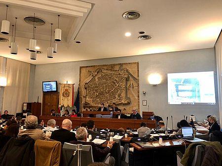 Il Consiglio approva la variazione della destinazione funzionale di parte della nuova darsena del Porto di Pesaro a nautica da diporto