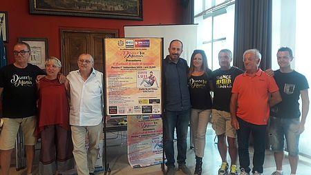 """""""Festival di Balli di Gruppo"""": stage gratuito con il coreografo di fama nazionale Luis"""