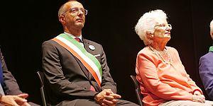 Ricci: «Modestia e umiltà di Segre virtù dei forti, merita ancora di più candidatura al Nobel per la Pace»