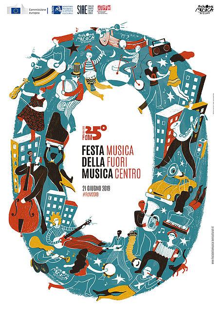 FESTA DELLA MUSICA 2019_MANIFESTO