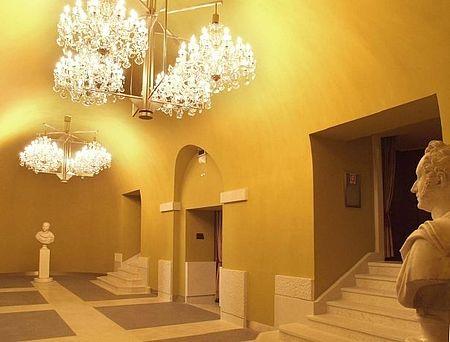 Teatro Rossini foyer