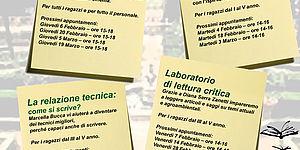 Istituto A.Cecchi attività gennaio febbraio 2020