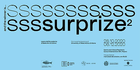 SURPRIZE #2 Opere dall'Accademia di Belle Arti di Urbino