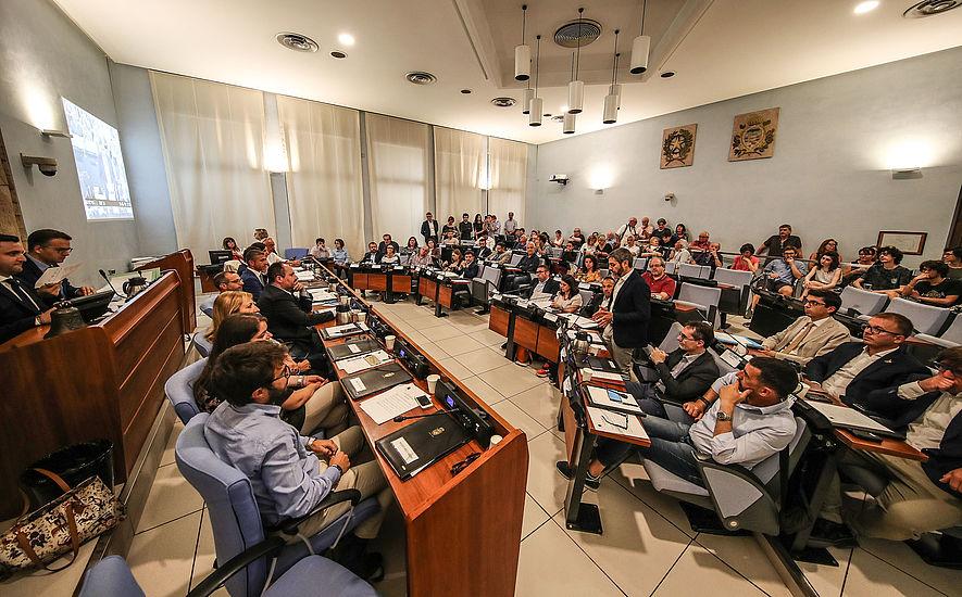 Foto Primo Consiglio Comunale - 10 Giugno 2019