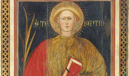 San Terenzio. Giovanni Antonio Bellinzoni