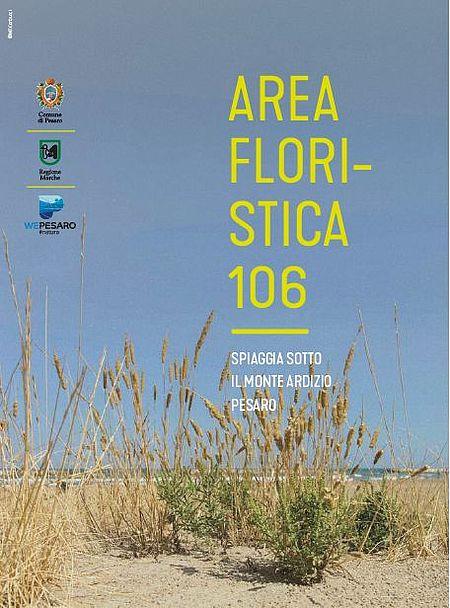 Area floristica 106 copertina