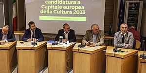 Ricci: «Pesaro e Urbino candidate a Capitale europea della cultura 2033? Sarà nostra Olimpiade»
